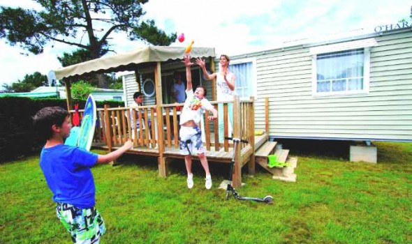 location mobil home 6 personnes