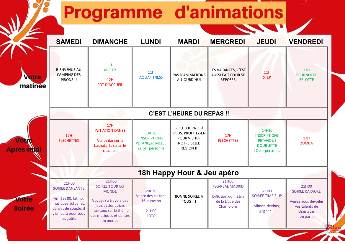 planning animation septembre 3